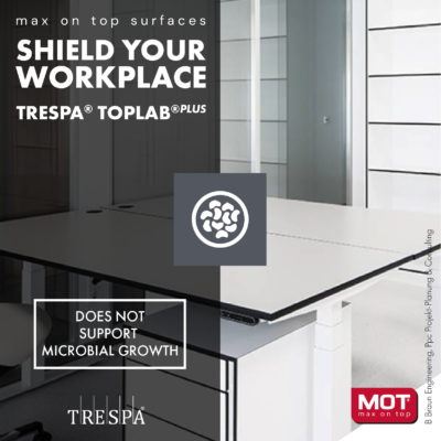 shield your workplace - trespa 8-1